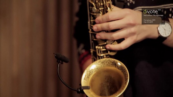 How to mic a saxophone