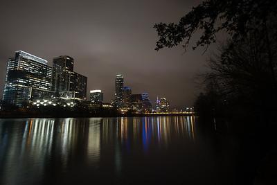 Night on Ladybird Lake