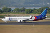 PK-CMJ   Boeing 737-85P   Sriwijaya Air