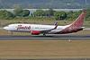 PK-LBY   Boeing 737-8GP   Batik Air