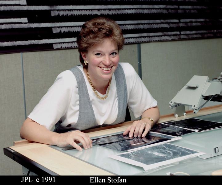 Ellen R. Stofan<br /> 6/03/1992