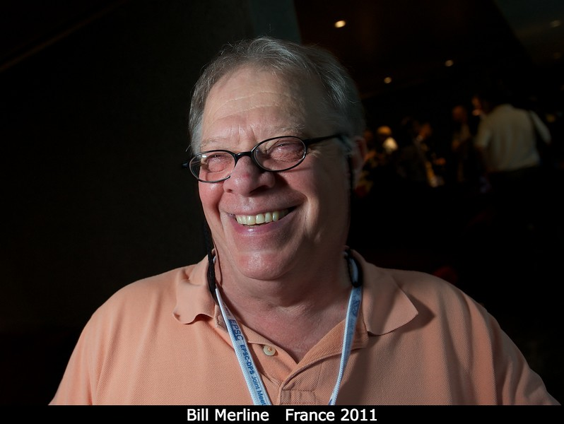 Bill Merline (SwRI) may still have some brats left to sell you.<br /> <br /> Credit: Henry Throop<br /> Oct 2011