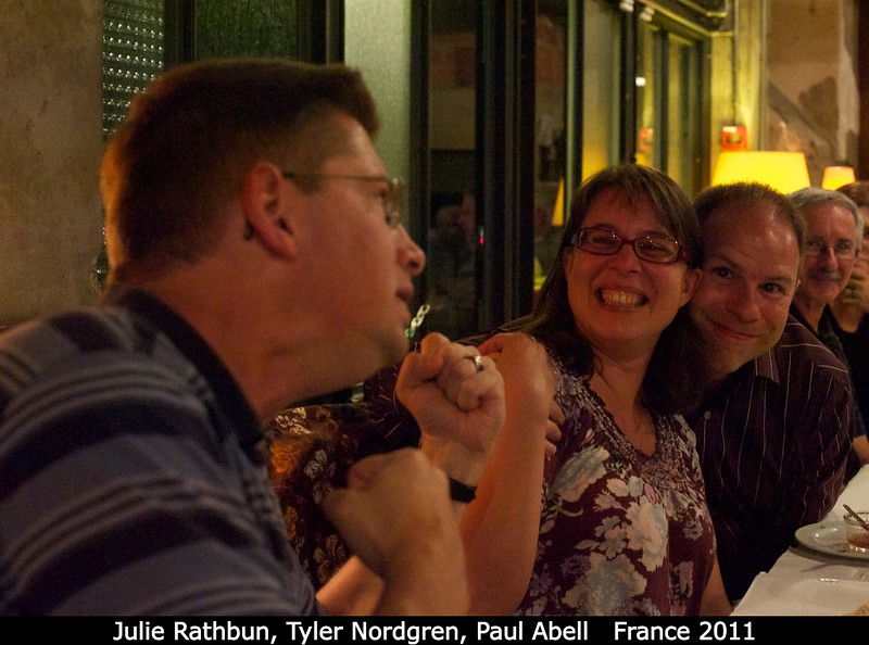 Two men fight over Juliie Rathbun! Who will win - husband Tyler Nordgren, or newcomer Paul Abell?<br /> <br /> Credit: Henry Throop<br /> Oct 2011