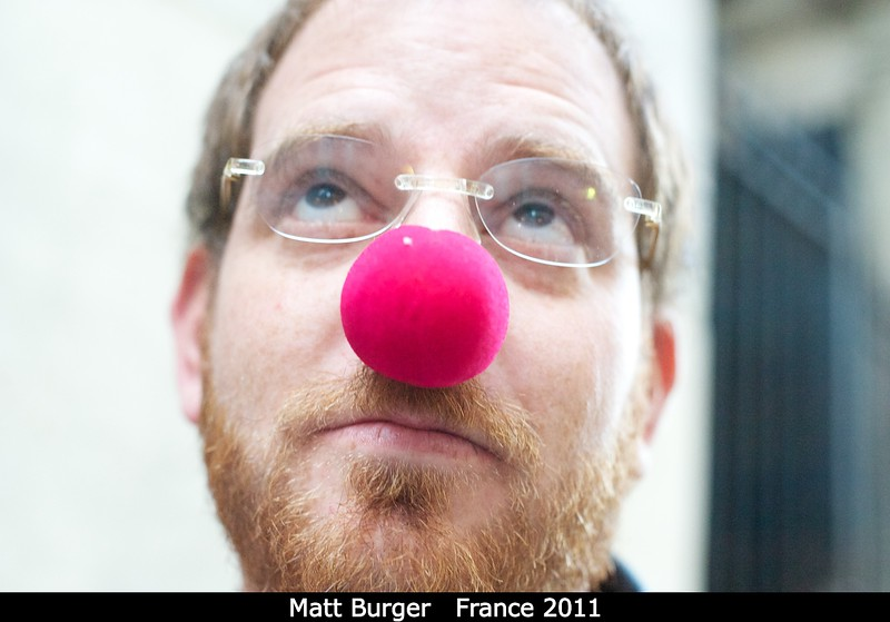 Matt Burger.<br /> <br /> Credit: Henry Throop<br /> Oct 2011