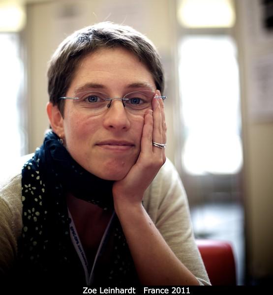 Zoe Leinhardt (Cambridge).<br /> <br /> Credit: Henry Throop<br /> Oct 2011