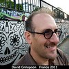 David Grinspoon (Denver Museum of Nature and Science) wishes his glasses had more flowers on them too.<br /> <br /> Credit: Henry Throop<br /> Oct 2011