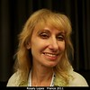 Rosaly Lopes (JPL), incoming DPS Vice-Chair.<br /> <br /> Credit: Henry Throop<br /> Oct 2011