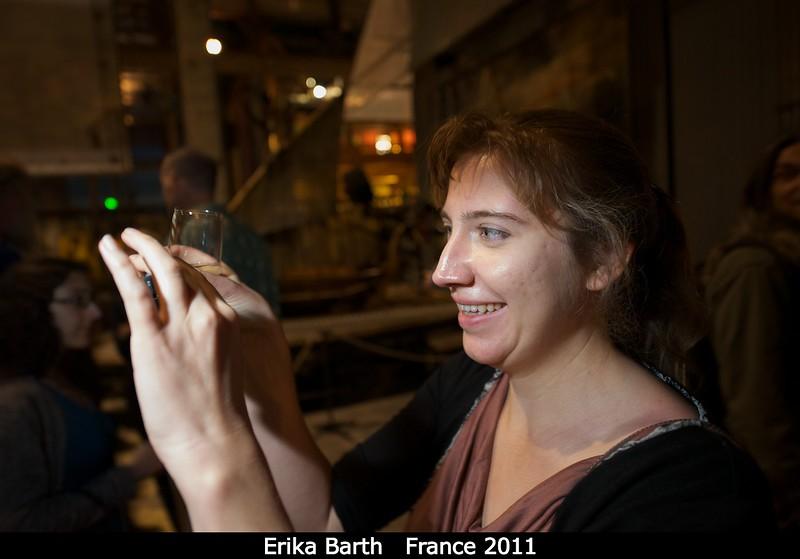 Erika Barth (SwRI).<br /> <br /> Credit: Henry Throop<br /> Oct 2011
