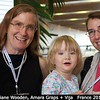 Diane Wooden (Ames), with Vija and Amara Graps.<br /> <br /> Credit: Henry Throop<br /> Oct 2011