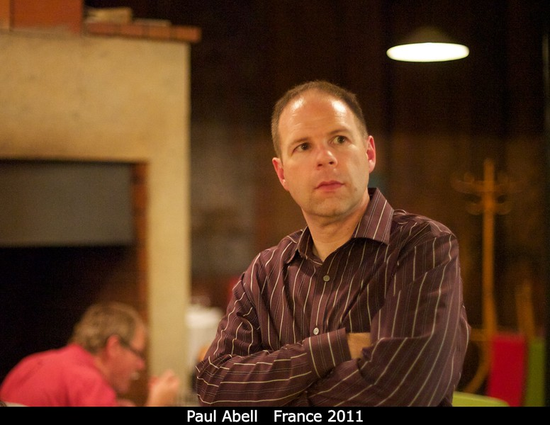 Paul Abell (PSI).<br /> <br /> Credit: Henry Throop<br /> Oct 2011