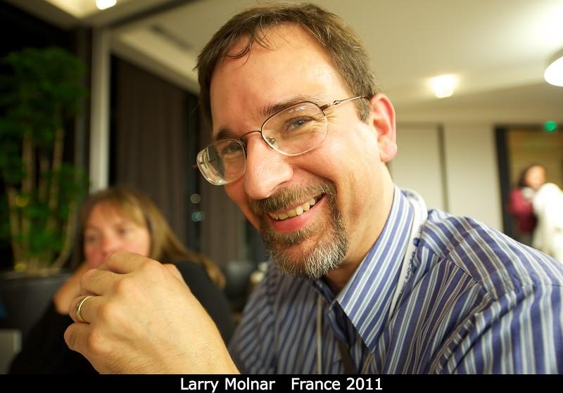 Larry Molnar (Calvin College).<br /> <br /> Credit: Henry Throop<br /> Oct 2011
