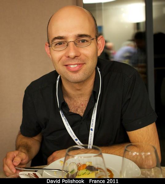 David Polishook (Tel Aviv U).<br /> <br /> Credit: Henry Throop<br /> Oct 2011