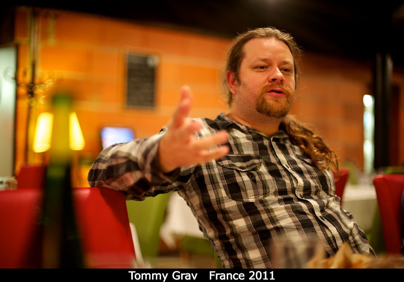 Tommy Grav (PSI).<br /> <br /> Credit: Henry Throop<br /> Oct 2011