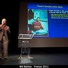 Bill Bottke (SwRI) talks inspiration...<br /> <br /> Credit: Henry Throop<br /> Oct 2011