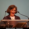 Melissa McGrath (NASA-Marshall) introduces. . .<br /> <br /> Credit: Henry Throop<br /> Oct 2011