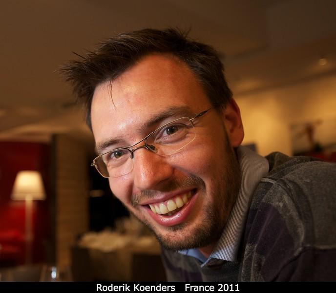 Roderik Koenders (TU Delft).<br /> <br /> Credit: Henry Throop<br /> Oct 2011