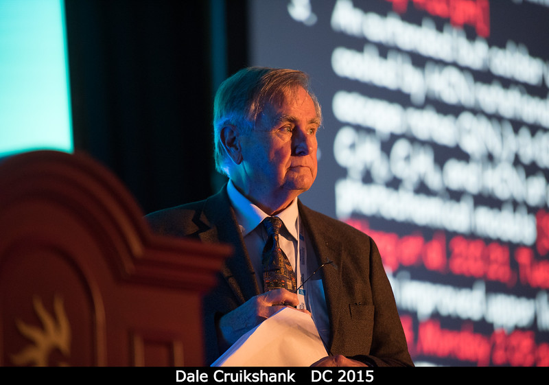 Dale Cruikshank (NASA Ames).<br /> <br /> Credit: Henry Throop<br /> Oct 2015<br /> DPS47 National Harbor