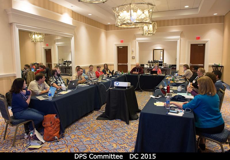 DPS Committee Meeting