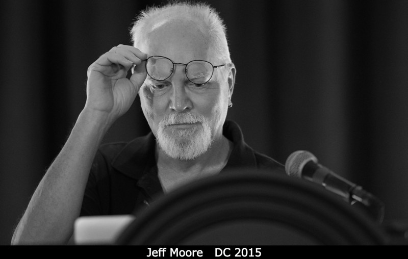 Jeff Moore.<br /> <br /> Credit: Henry Throop<br /> Oct 2015<br /> DPS47 National Harbor