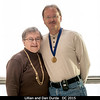 Lillian and Dan Durda.<br /> <br /> Credit: Henry Throop<br /> Oct 2015<br /> DPS47 National Harbor