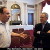 Max Bernstein (NASA HQ) and Alan Stern.<br /> <br /> Credit: Henry Throop<br /> Oct 2015<br /> DPS47 National Harbor