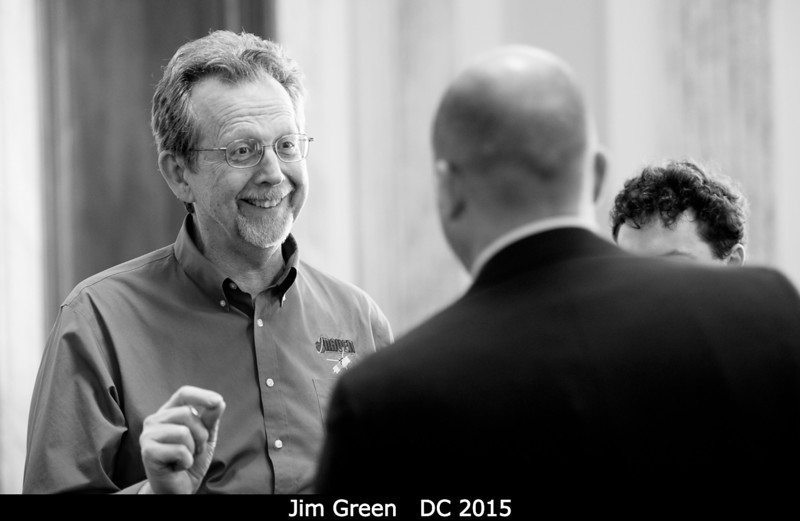 Jim Green.<br /> <br /> Credit: Henry Throop<br /> Oct 2015<br /> DPS47 National Harbor