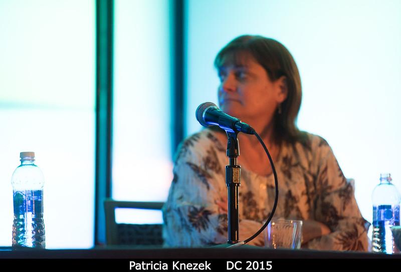 Patricia Knezek (NSF)<br /> <br /> Credit: Henry Throop<br /> Oct 2015<br /> DPS47 National Harbor