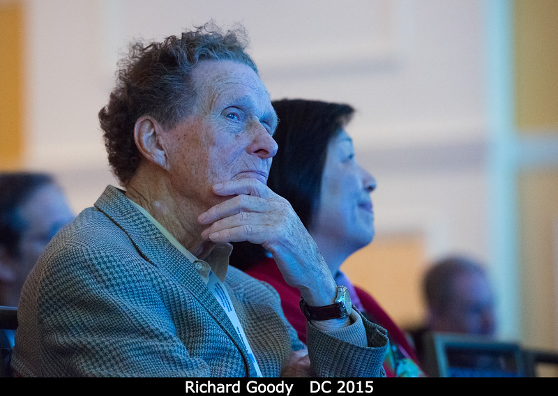 Richard Goody.<br /> <br /> Credit: Henry Throop<br /> Oct 2015<br /> DPS47 National Harbor