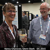 Nancy Chanover (NMSU) and Glenn Stark (Wellesley).<br /> <br /> Credit: Henry Throop<br /> Oct 2015<br /> DPS47 National Harbor