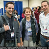 Lucas Paganini (GSFC), Ganna Portyankina (CU Boulder), and Geronimo Villanueva (GSFC).<br /> <br /> Credit: Henry Throop<br /> Oct 2015<br /> DPS47 National Harbor