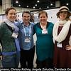 Sondy Springmann, Chrissy Richey, Angela Zalucha, Candace Gray.<br /> <br /> Credit: Henry Throop<br /> Oct 2015<br /> DPS47 National Harbor
