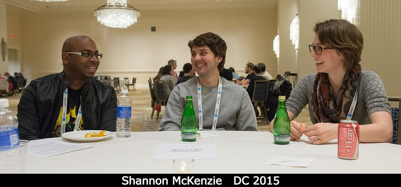 ??, ??, and  Shannon McKenzie (U. Idaho).<br /> <br /> Credit: Henry Throop<br /> Oct 2015<br /> DPS47 National Harbor
