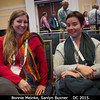 Bonnie Meinke (STScI) and Sanlyn Buxner (PSI) talk with me about E/PO they're doing.<br /> <br /> Credit: Henry Throop<br /> Oct 2015<br /> DPS47 National Harbor