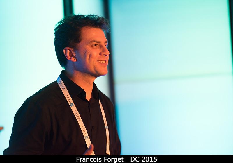 Francois Forget (Laboratoire de Meteorologie Dynamique, Paris)<br /> <br /> Credit: Henry Throop<br /> Oct 2015<br /> DPS47 National Harbor