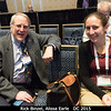 Rick Binzel and Alissa Earle (both MIT).<br /> <br /> Credit: Henry Throop<br /> Oct 2015<br /> DPS47 National Harbor