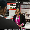 Vivian Hoette (Astronomical Research Institute) talks with Tommy Grav about NEO photometry and E/PO projects. Really cool stuff they're doing. Vivian has worked with many teachers using the telescopes at Yerkes.<br /> <br /> Credit: Henry Throop<br /> Oct 2015<br /> DPS47 National Harbor