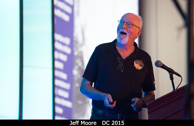 And Jeff Moore (NASA Ames) shows some awesome Pluto geology.<br /> <br /> Credit: Henry Throop<br /> Oct 2015<br /> DPS47 National Harbor