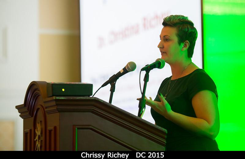 Chrissy Richey.<br /> <br /> Credit: Henry Throop<br /> Oct 2015<br /> DPS47 National Harbor
