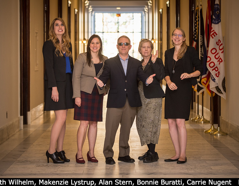 Watch out! Mary Beth Wilhelm, Makenzie Lystrup, Alan Stern, Bonnie Buratti, Carrie Nugent.<br /> <br /> Credit: Henry Throop<br /> Oct 2015<br /> DPS47 National Harbor