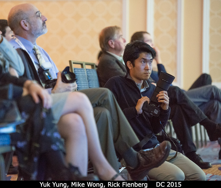 Yuk's talk is documented by Mike Wong (Caltech) and Rick Fienberg (AAS).<br /> <br /> Credit: Henry Throop<br /> Oct 2015<br /> DPS47 National Harbor
