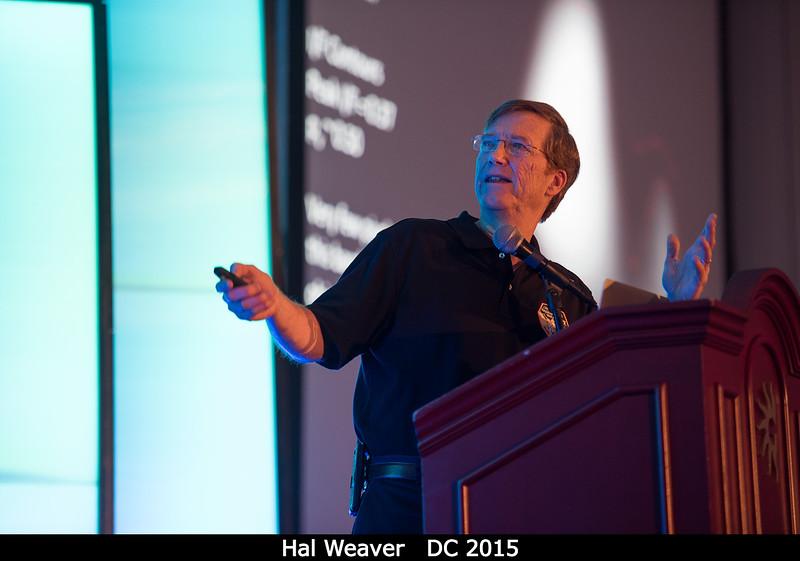 Hal Weaver.<br /> <br /> Credit: Henry Throop<br /> Oct 2015<br /> DPS47 National Harbor