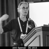 John Spencer (SwRI) discusses that young Pluto surface.<br /> <br /> Credit: Henry Throop<br /> Oct 2015<br /> DPS47 National Harbor