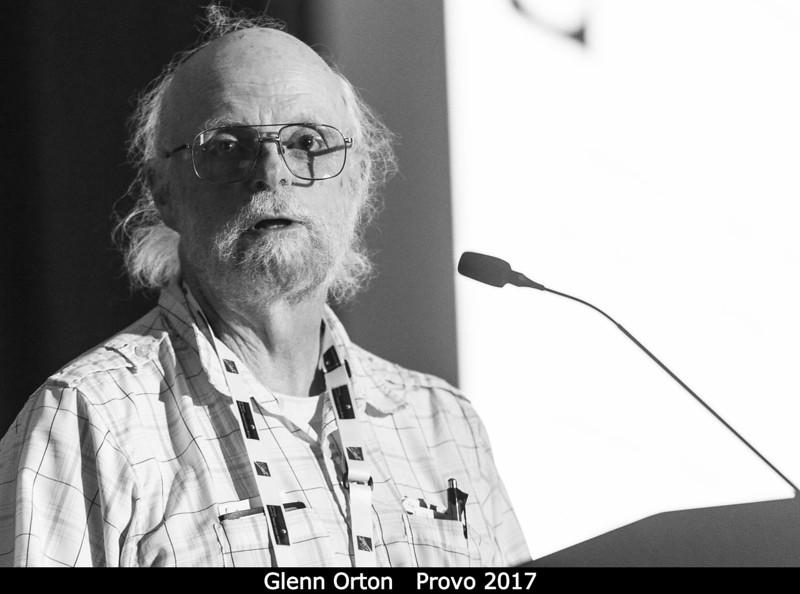 Glenn Orton (JPL)<br /> <br /> Credit: Henry Throop<br /> 16 Oct 2017<br /> DPS49 Provo