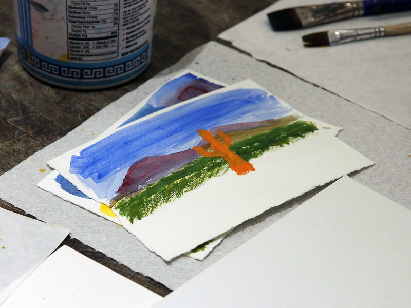 Sundance Painting Workshop