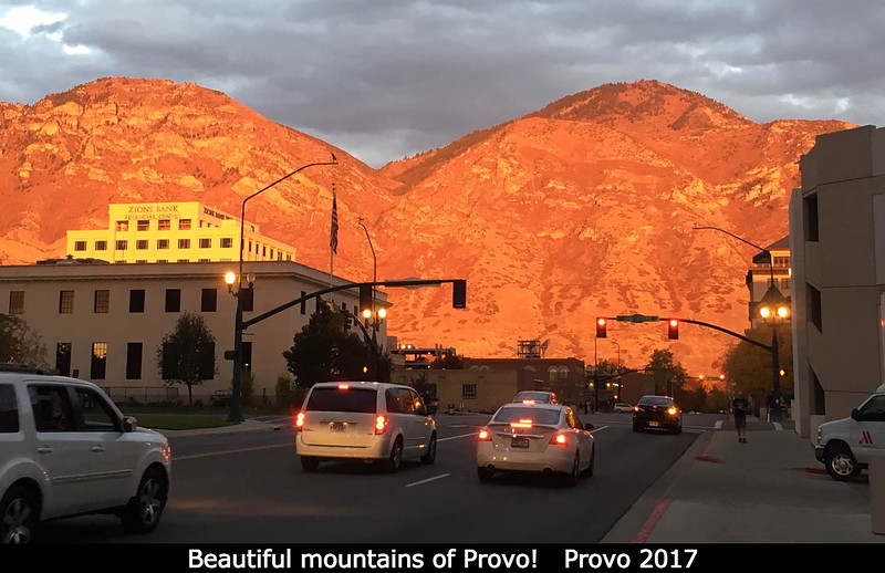 Good bye beautiful mountains of Provo!<br /> <br /> Credit: Henry Throop<br /> Oct 2017<br /> DPS49 Provo