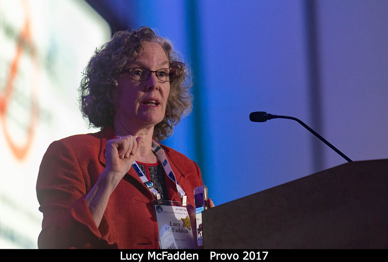 DPS chair Lucy McFadden (APL)<br /> <br /> Credit: Henry Throop<br /> 18 Oct 2017<br /> DPS49 Provo