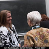 Jani Radebaugh with Janet Throop.<br /> <br /> Credit: Henry Throop<br /> 17 Oct 2017<br /> DPS49 Provo