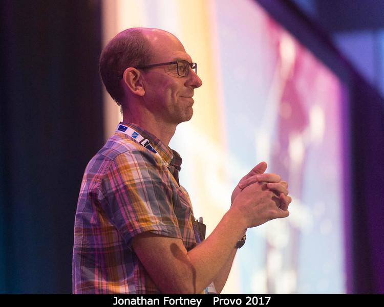 Jonathan Fortney (UC Santa Cruz)<br /> <br /> Credit: Henry Throop<br /> 19 Oct 2017<br /> DPS49 Provo