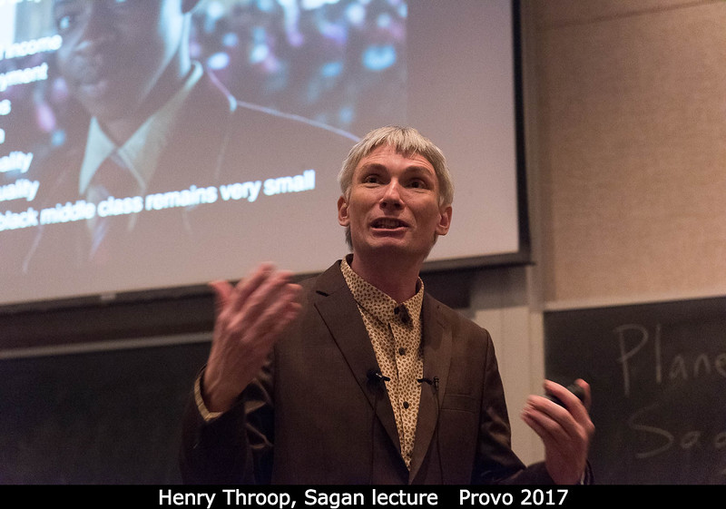 Sagan Medal Public Talk: One Sky: Astronomy Outreach Across the Developing World