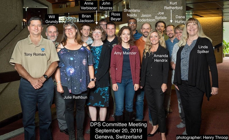 DPS Committee 2019